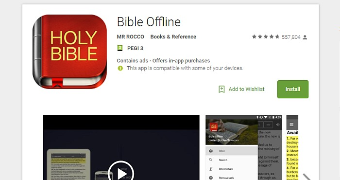 Download Offline Bible App - Download Bible free | BIBLE Apps Books Pdfs