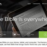 YouVersion is your Great Bible App for Smartphone and PC